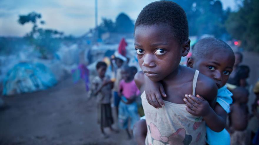 Estudio: 17 millones de niños viven como desplazados internos | HISPANTV