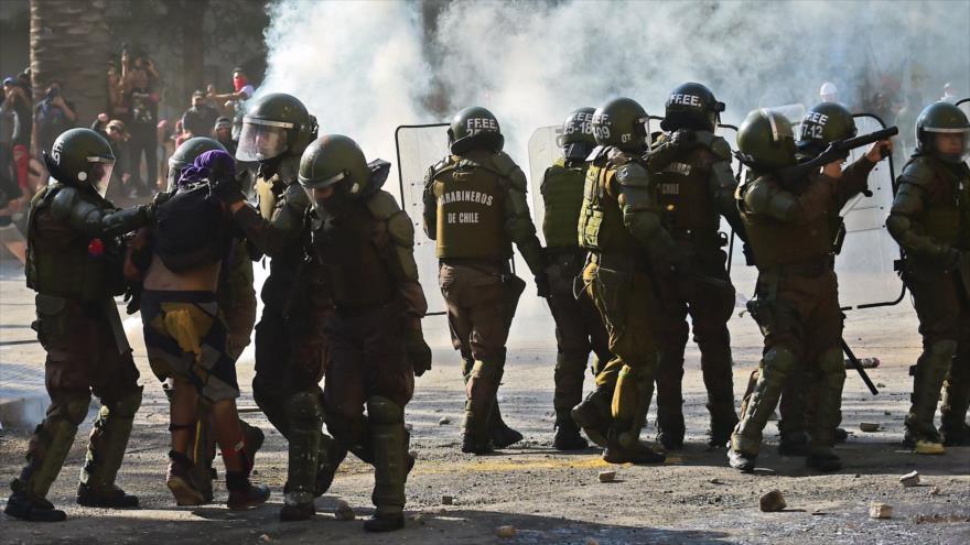 HRW: En Chile han ocurrido muy graves violaciones de DDHH | HISPANTV