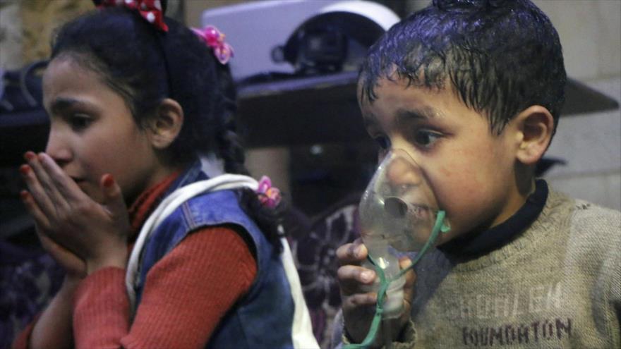 WikiLeaks: OPAQ distorsiona informe sobre ataque químico en Siria | HISPANTV