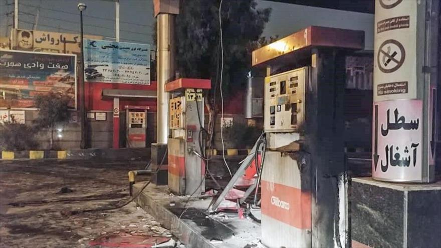 Irán identifica a afiliados a EIIL, PJAK y MKO en los disturbios | HISPANTV