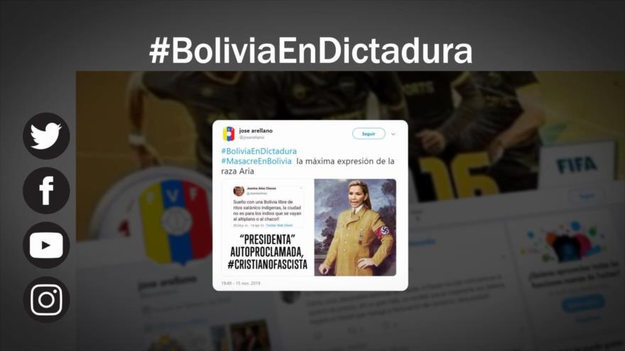 Etiquetaje: Bolivia en Dictadura