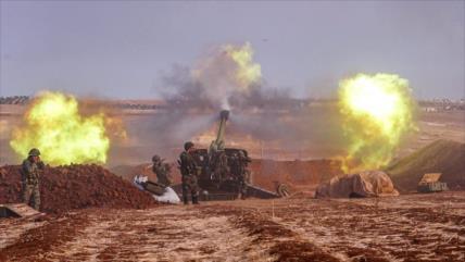 Ejército sirio avanza por Idlib y libera otras 4 aldeas