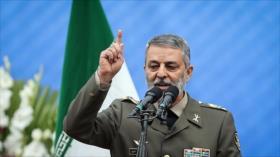 Pueblo iraní no se quedará de brazos cruzados ante alborotadores