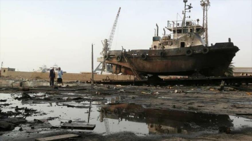 Arabia Saudí bombardea Al-Hudayda y mata a varios civiles yemeníes | HISPANTV
