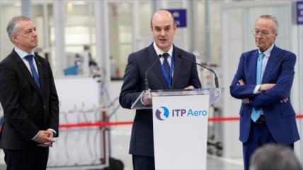 Exministro de Aznar provee motores de aviones a Arabia Saudí