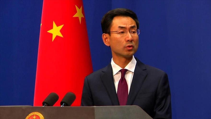 China rechaza la injerencia de EEUU en sus asuntos internos