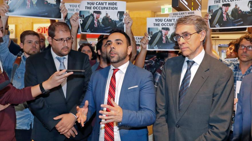 Israel deporta al director local de HRW por apoyar el boicot | HISPANTV