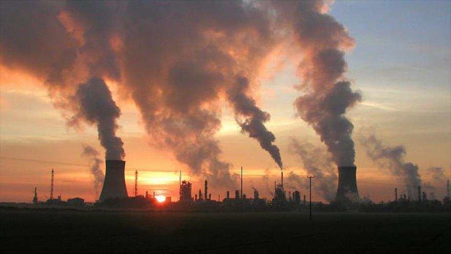 La ONU alerta que las concentraciones de gases con efecto invernadero registraron un nuevo récord en 2018.