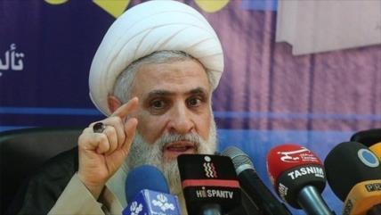 Hezbolá rechaza condiciones de EEUU para formar nuevo gobierno