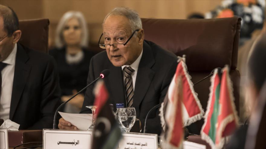 Liga Árabe condena postura de EEUU sobre asentamientos israelíes
