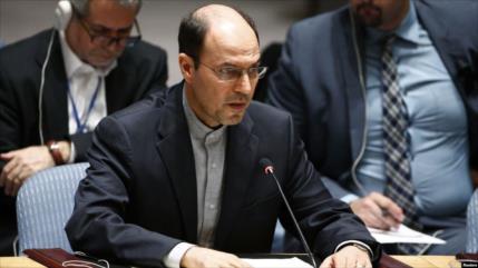 Irán: Armas químicas de EEUU amenazan paz y seguridad en el mundo