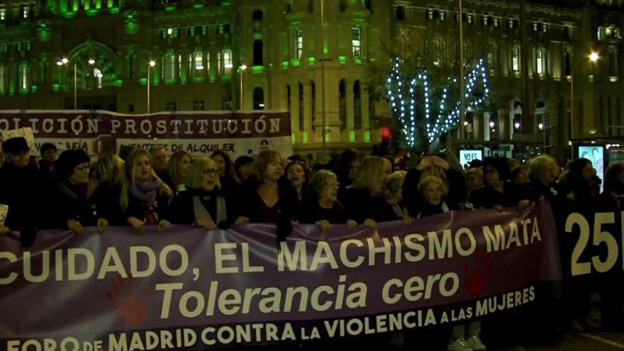 52 asesinadas por violencia machista en 2019 en España