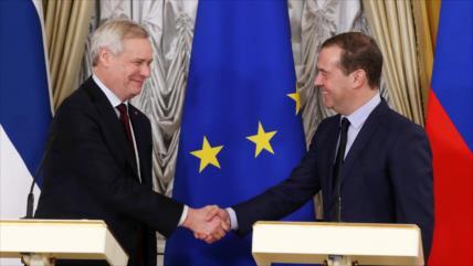 Rusia rechaza ser la primera en levantar sanciones contra la UE