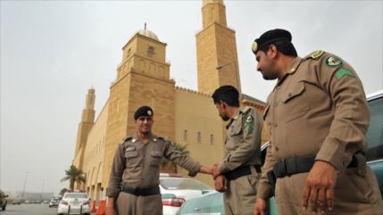 Riad detiene cerca de una decena de intelectuales y activistas