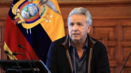 A Lenín Moreno no le queda más que Fondo Monetario Internacional