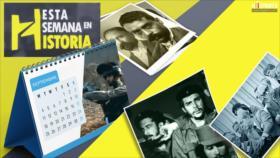 """Esta Semana en la Historia: Inicia la Revolución cubana. """"Por un Uruguay sin exclusiones"""". Plan de Ayala. Día Internacional de Solidaridad con el Pueblo Palestino"""
