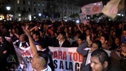 Tribunal Constitucional ordena excarcelación de Keiko Fujimori