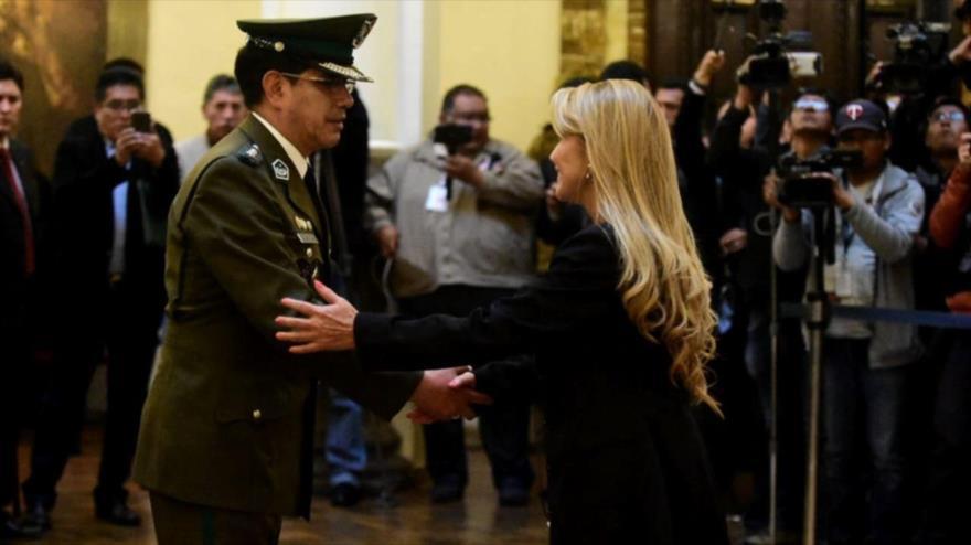 Morales revela: Policía exigió pagos por realizar golpe de Estado   HISPANTV