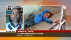Osuna: Guerra en Yemen es evitable, pero no quieren que termine