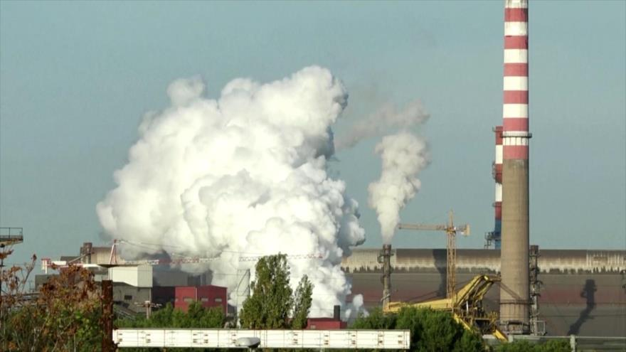 Gases de efecto invernadero en la atmósfera alcanzan nuevo récord