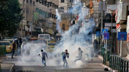 """Decenas de palestinos heridos en las protestas del """"Día de la Ira"""""""