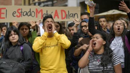 Convocan nueva jornada de paro nacional en Colombia para miércoles