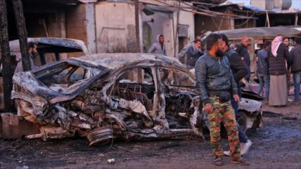 Coche bomba causa 17 muertos en zona bajo control turco en Siria