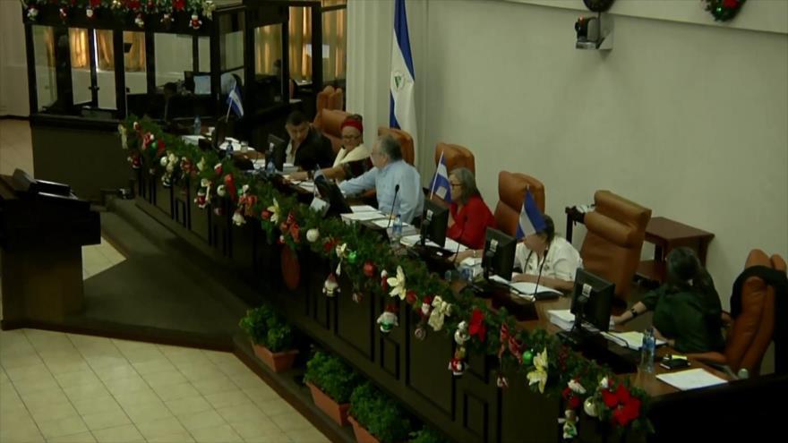 Gobierno de Nicaragua asegura que la oposición busca crear caos