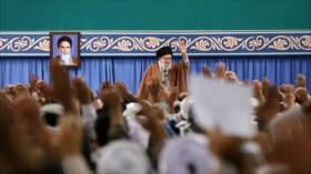 Líder iraní: Pueblo y FFAA de Irán frustraron complot del enemigo