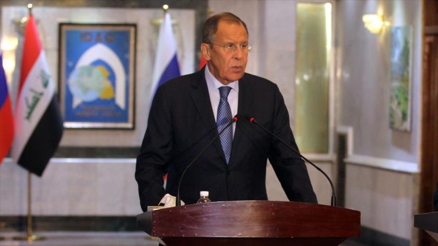 Lavrov: Es paradoja que EEUU exija a Irán cumplir acuerdo nuclear | HISPANTV