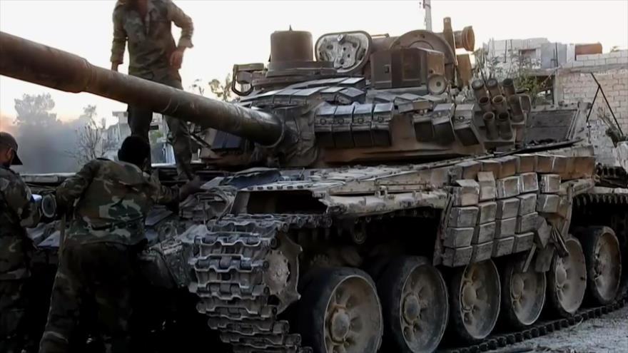 Continúan las exitosas operaciones del Ejército sirio | HISPANTV