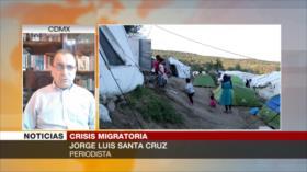 Santa Cruz: Poderes del mundo juegan con la vida de los migrantes