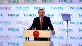 """Erdogan advierte que """"Israel está poniendo al mundo en peligro"""""""