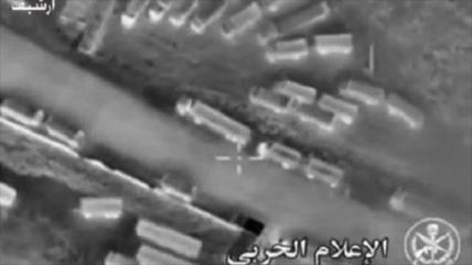 Siria destruye instalaciones de contrabando de petróleo a Turquía