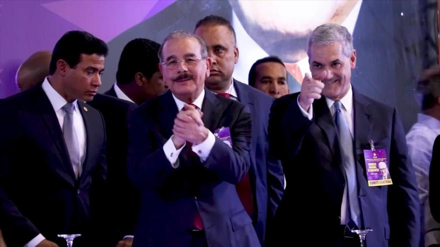 Rechazan presencia de presidente dominicano en campaña electoral