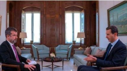 Al-Asad rechaza carácter popular de los disturbios en Irán e Irak