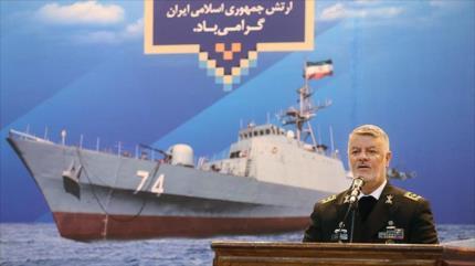 """""""Armada iraní es capaz de operar en todos los océanos del mundo"""""""