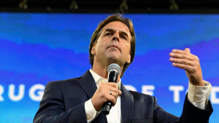 Confirmado: Luis Lacalle Pou será próximo presidente de Uruguay