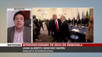 Sánchez: Antes que Temer, Maduro sabía de plan invasor de EEUU
