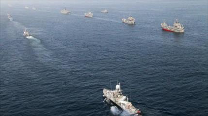 Armada de Irán es fuente de estabilidad en Golfo Pérsico