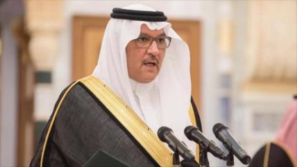 """Diplomático saudí amenaza a Irán con """"algo peor"""""""