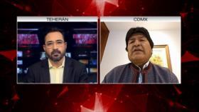 """Morales espera elecciones """"limpias"""" y """"transparentes"""" en Bolivia"""