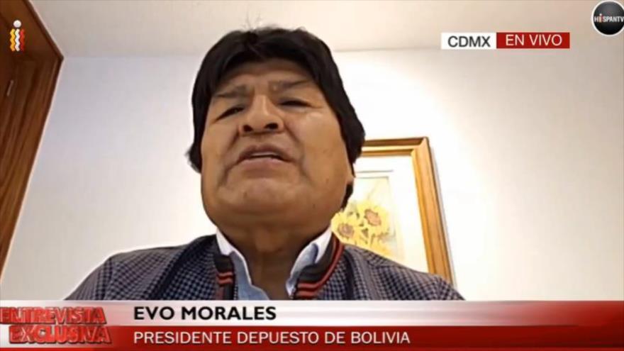"""Evo Morales califica a Almagro de """"zorro disfrazado de cordero"""""""