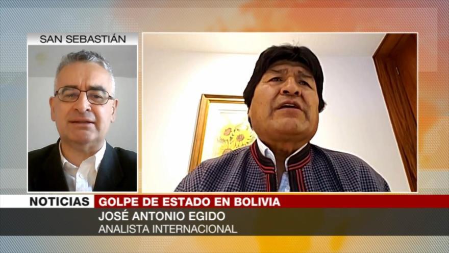 Egido: EEUU es un peligro para países de Latinoamérica   HISPANTV