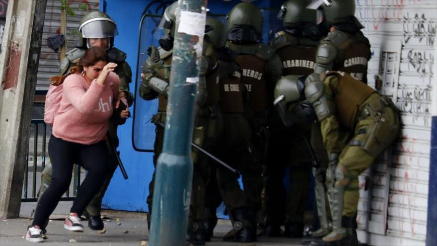 Vídeo: No cesan graves violaciones de derechos humanos en Chile | HISPANTV