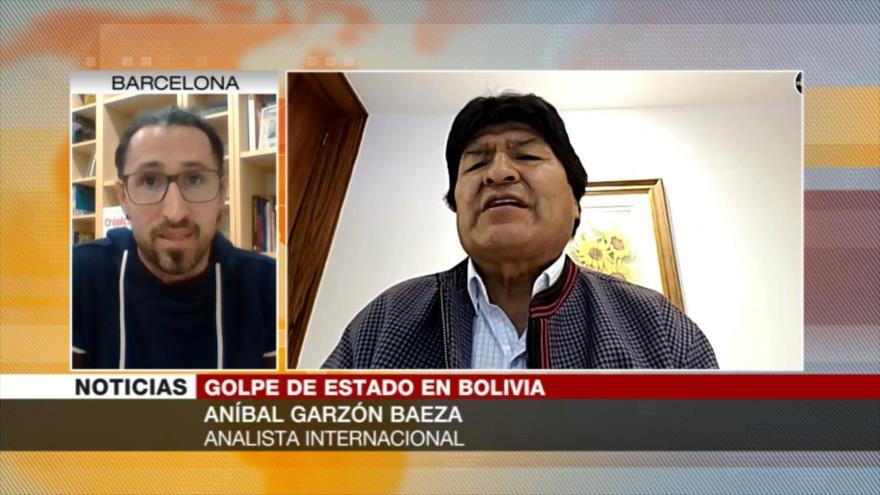 'EEUU dirige golpes de Estado en América Latina por sus intereses' | HISPANTV