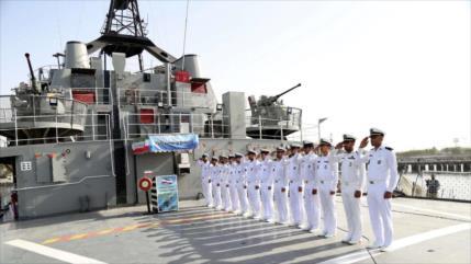 """""""Armada iraní, lista para cumplir misiones en el golfo de México"""""""