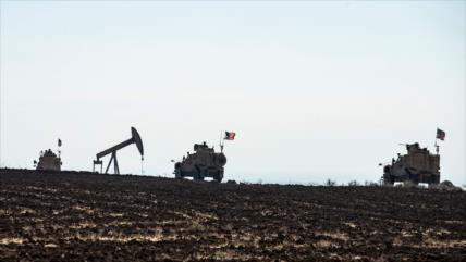 """""""Presencia de EEUU en zonas de petróleo sirio eleva la tensión"""""""