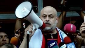Congreso de Paraguay expulsa a senador de un partido opositor