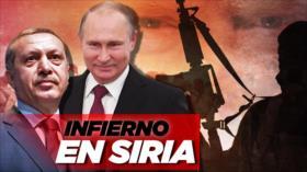 Detrás de la Razón: Infierno; Rusia, Turquía, Siria, EEUU todos contra todos
